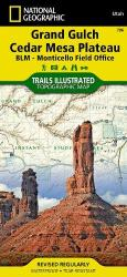 Grand Gulch, Utah by National Geographic Maps