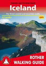 Iceland, Rother Walking Guide by Rother Walking Guide