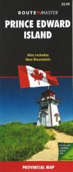 New Brunswick and Prince Edward Island by Route Master