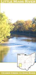 Little Miami River: Ceaser Creek to Ohio River by Wilderness Adventures Press