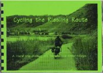 Cycling the Riesling Route by Bergstrasse Bike Books
