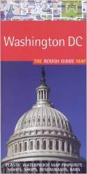 Washington D.C.: The Rough Guide Map by Rough Guide Maps