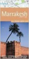 Marrakesh & Essaouira Rough Guide Map by Rough Guide Maps