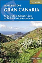 Walking on Gran Canaria - 45 day walks including the GR131 by Cicerone