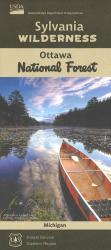 Sylvania Wilderness: Ottawa National Forest Map by United States Forest Service