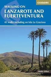Walking on Lanzarote and Fuerteventura by Cicerone