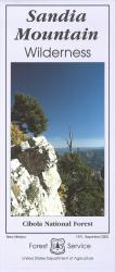 Cibola National Forest: Sandia Mountain Wilderness by United States Forest Service