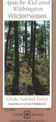 Cibola National Forest: Apache Kid and Withington Wildernesses by United States Forest Service