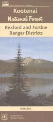 Kootenai National Forest: Rexford and Fortine Ranger Districts by United States Forest Service