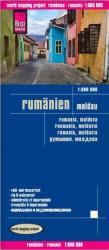 Romania & Moldova by Reise Know-How Verlag