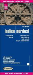 India, Northeast, + Bangladesh and Bhutan by Reise Know-How Verlag