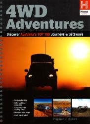 Australia, 4WD Adventures Atlas by Hema Maps
