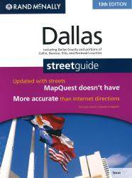 Dallas, Texas Street Guide (Spiral Bound) by Rand McNally