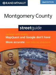 Montgomery County, TX Street Guide (Spiral Bound) by Rand McNally