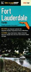 Fort Lauderdale, Florida by Kappa Map Group
