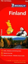 Finland (754) by Michelin Maps and Guides