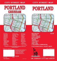 Portland & Gresham, Oregon by GM Johnson