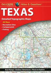 Texas Atlas and Gazetteer by DeLorme