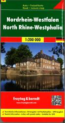 Germany, North Rhine-Westphalia by Freytag, Berndt und Artaria