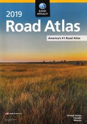 United States, 2019 Road Atlas by Rand McNally