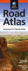 2019 Compact Road Atlas : U.S., Canada & Mexico by Rand McNally