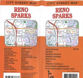Reno and Sparks, Nevada by GM Johnson