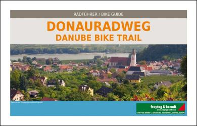 Danube Bike Trail Guide by Freytag, Berndt und Artaria