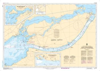 CANAL DE BEAUHARNOIS (1431) by Canadian Hydrographic Service