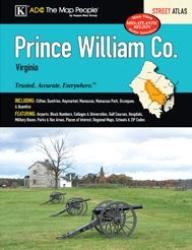 Prince William County, Virginia, Atlas by Kappa Map Group