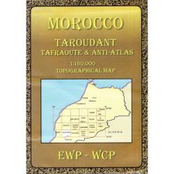 Morocco: Taroudant, Tafraoute & Anti-atlas by EWP Publications
