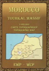 Morocco: Toubkal Massif by EWP Publications