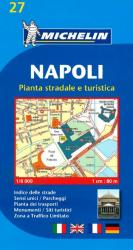 Naples, Italy (27) by Michelin Maps and Guides