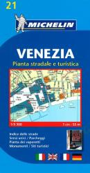 Venice and Mestre, Italy (21) by Michelin Maps and Guides