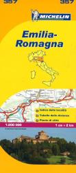Emilia Romagna, Italy (357) by Michelin Maps and Guides