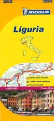 Liguria, Italy (352) by Michelin Maps and Guides