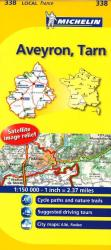 Aveyron, Tarn (338) by Michelin Maps and Guides