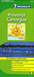 Provence, Camargue, Zoom Map (113) by Michelin Maps and Guides