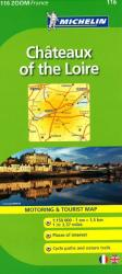 Chateaux Of The Loire (116) by Michelin Maps and Guides