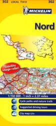 Nord (302) by Michelin Maps and Guides