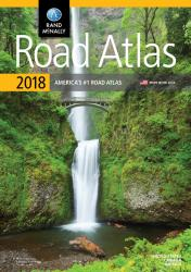 United States, 2018 Road Atlas by Rand McNally
