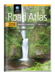 United States, 2018 Gift Road Atlas by Rand McNally