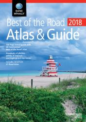 United States, 2017 Best of the Road, Atlas and Guide by Rand McNally