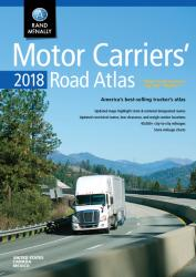 United States, 2018 Motor Carriers' Road Atlas by Rand McNally