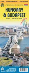 Budapest & Hungary Travel Map by