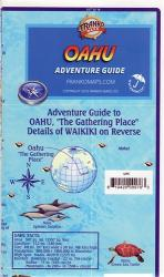 Oahu Adventure Guide by Frankos Maps Ltd.