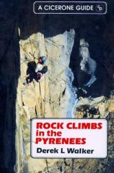 Rock Climbs in the Pyrenees by Cicerone
