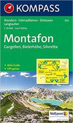 Bodensee West Hiking Map by