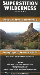 Superstition Wilderness, Arizona by Beartooth Publishing