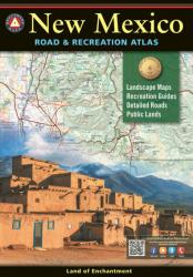 New Mexico Road and Recreation Atlas by Benchmark Maps