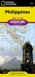 Philippines Adventure Map 3022 by National Geographic Maps